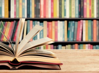 Boeken opruimen